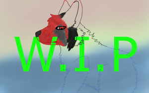 W.I.P Dive in water by Divecchi