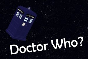 Doctor Who? by madD-3