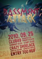 BASSMENT ATTACK by hzse
