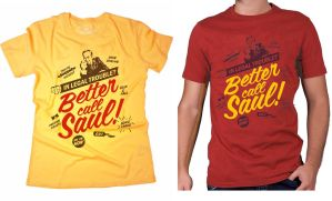 Better Call Saul by cameron2be