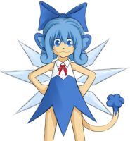 IT'S CIRNO I SWEAR by RiceGnat