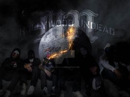 Eruption of Hollywood Undead by MultiPettan