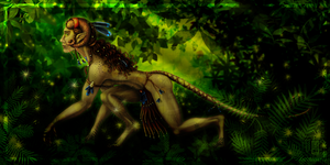 Forest Spirit by Siobhan68
