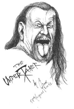 Undertaker drawings favourites by undertaker1962 on deviantart for Coloring pages of the undertaker