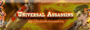 Another ID or adCast banner? by fire-doused