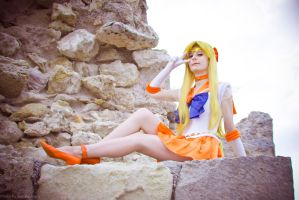 Sailor Venus, Minako Aino by LoveSenshi