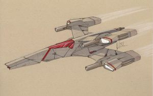 ISF-20 Talon Inteceptor by Jepray