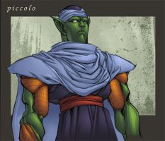 piccolo colored by shalomone