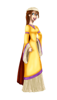 Jane - 10th Century by FalseDisposition