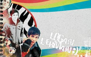 Logan Lerman by emalayyx3
