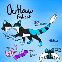 New Outlaw Ref with better Anatomy by Outlawkats