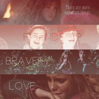 101 Reasons to Ship Harry Hermione  -   14-17 by Lennves