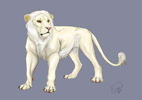 PC for Mganga-The-Lion by Tami-SP