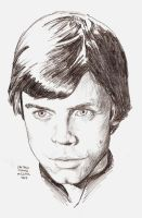 MARK HAMILL in 30 mins by MalevolentNate
