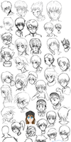 Head Compilation by Linkakami