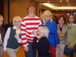 Gather round' Waldo! - Tigercon 2012 by WolvesOfComedy