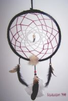 The Hunting Wolf: Dreamcatcher by Draikairion