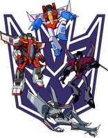 Starscreams rule by Megalorvi