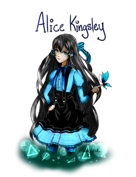 Alice Kingsley Contest Entry by cha-ris