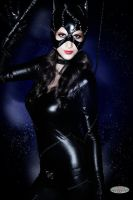 Catwoman by cflierl53