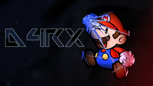 Mario Wallpaper By D4RX by DaRkLmX