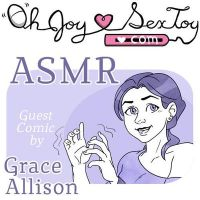 OJST Guest Strip: ASMR by gracifer