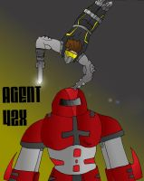 Agent 42X by jakester2008