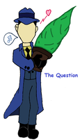 Dc comics The Question by Endeavor4ever