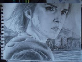 Hermione Granger by catherine91011