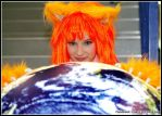 Firefox close up by EnjiNight