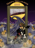 Halloween 05 by slimyfrogz