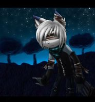 .::In the Night::. by AngelSoleil21