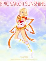 Epic Sailor Sunshine by disaster-victoria