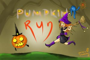 Contest: Pumpkin Run by princepudding
