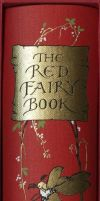 Spine: The Red Fairy Book by Himmapaan