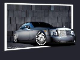 Custom Rolls Royce Phantom by KINGTEAM