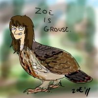 i am grouse by inner-etch