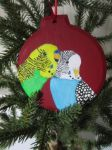 Weasley and Jacob Ornament by MadalynC