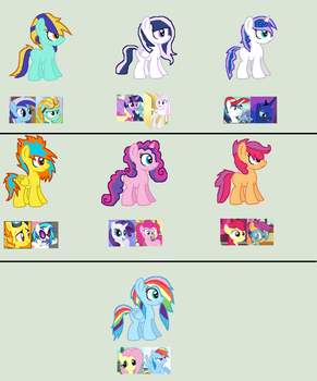 Mlp ship adopts 2 [Open] 10 points by CupidAngelWarrior