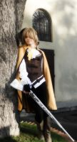 Tomoe Mami Cosplay (Male Version)-Tomoe Mami Here by DakunCosplay