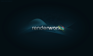 Render-Works.com LOGO v2 by JonasIngebretsen