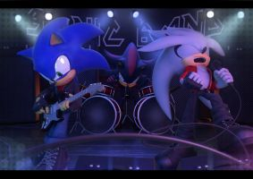 Sonic Band by ICEMBL