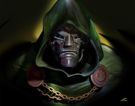 zDr DOOM by dopepope