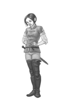 Another halfling by Bergholtz