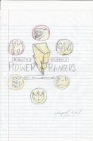 MMPR: TNG Power Coins by Jred20