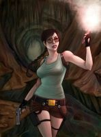 Lara Croft by jurinova