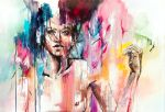 the nothing life by agnes-cecile
