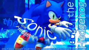 Sonic the Hedgehog [918] by Light-Rock
