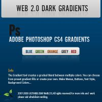 Dark Gradients by Ubiwebseo