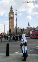 Connor heading for Westminster 3 by TPJerematic